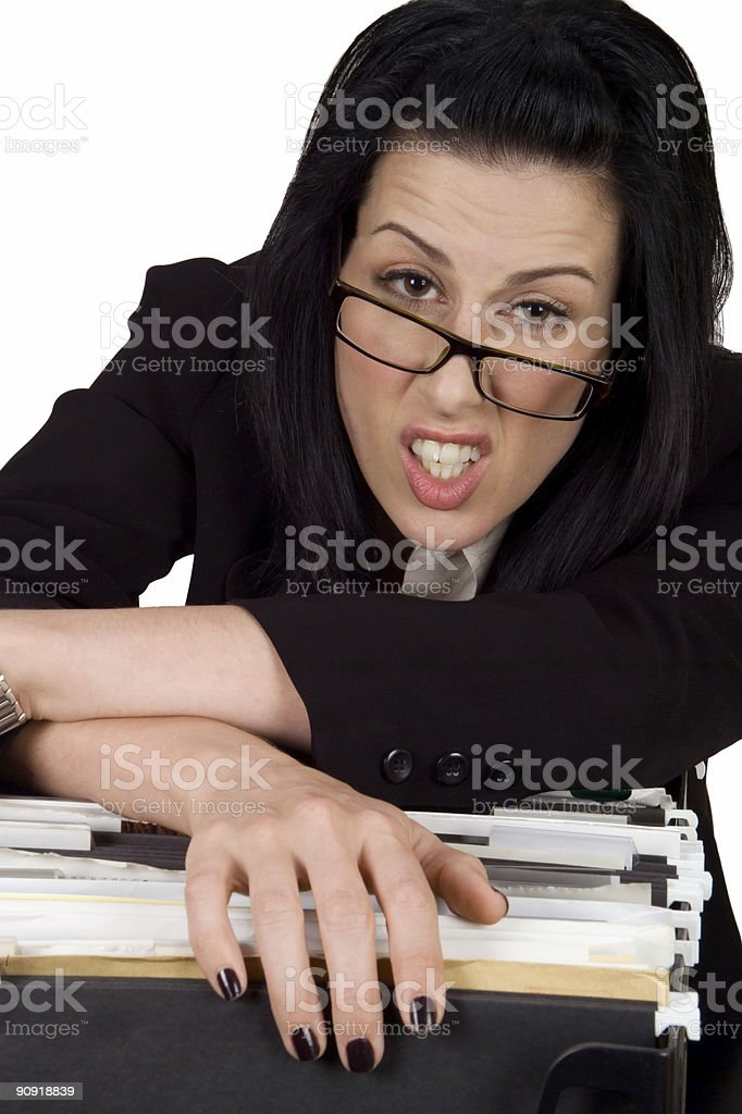 Another Long Day stock photo