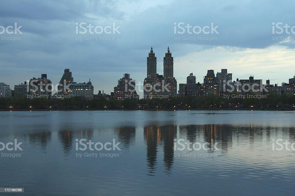 another skyline royalty-free stock photo