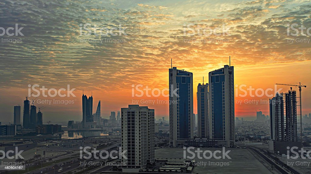 another sunrise stock photo