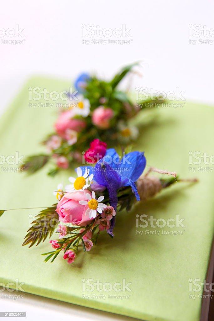 Ansteckblume stock photo