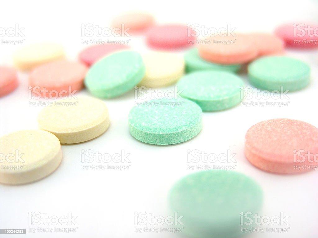 antacids stock photo
