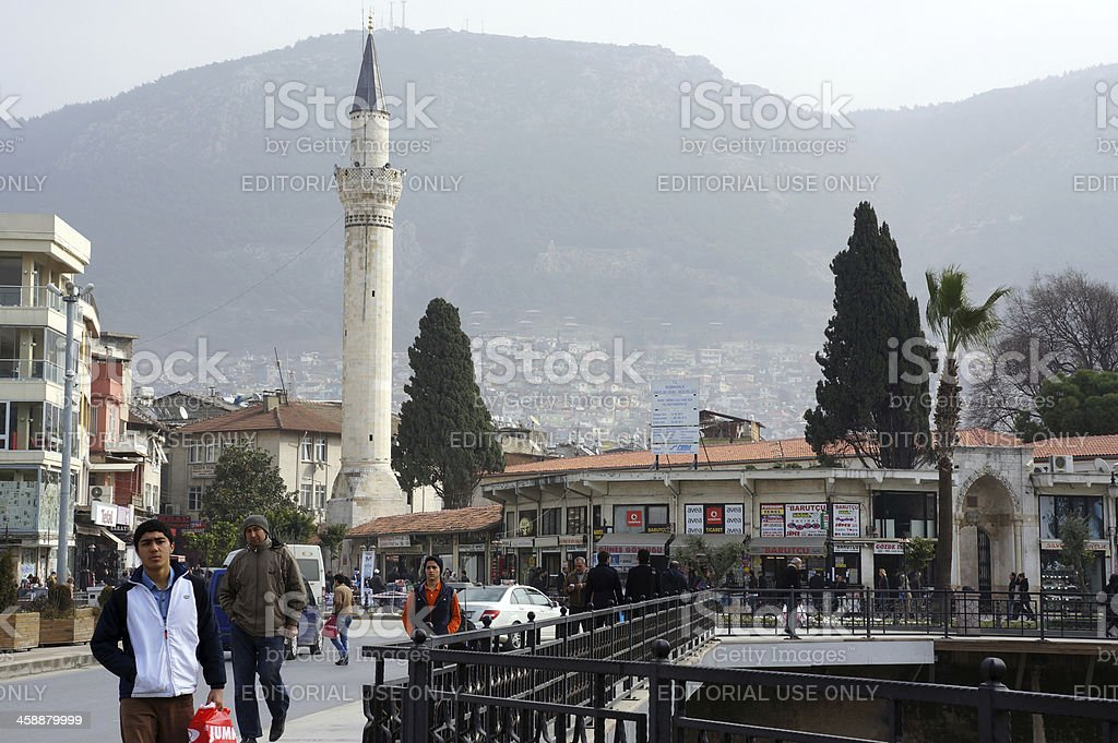 Antakya  City stock photo