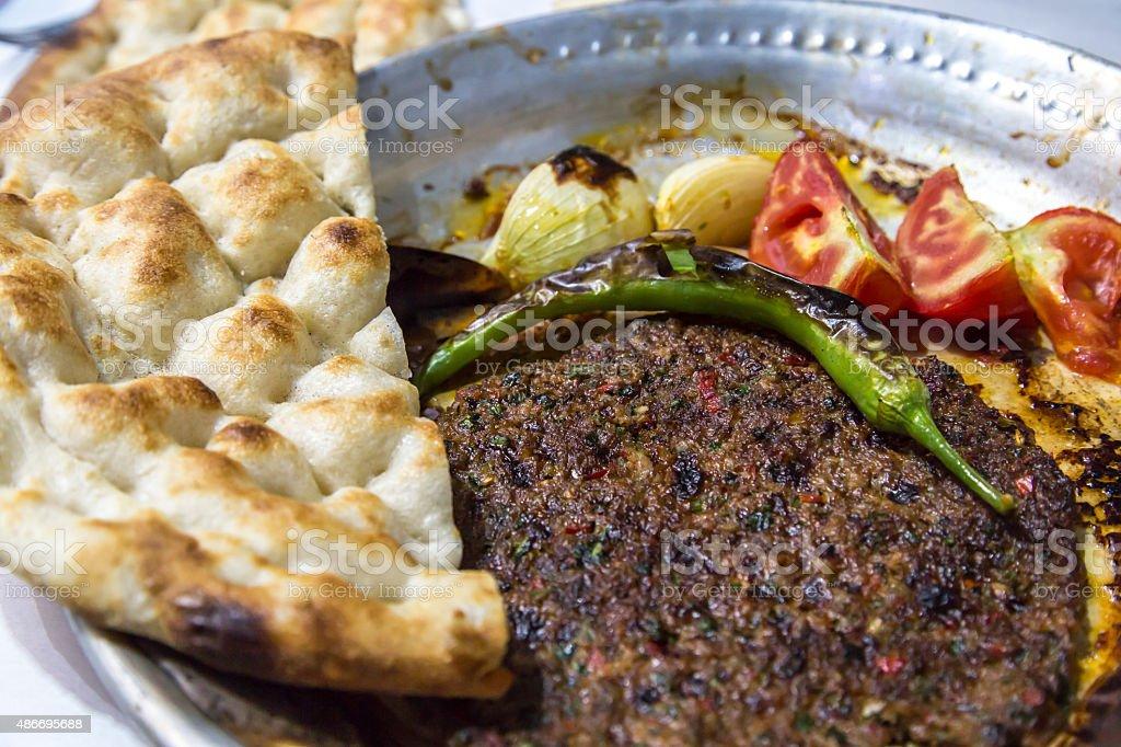 Antakya Kebab View stock photo