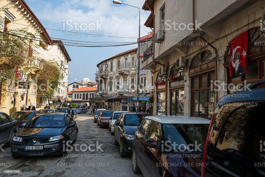 Antakya, Turkey stock photo