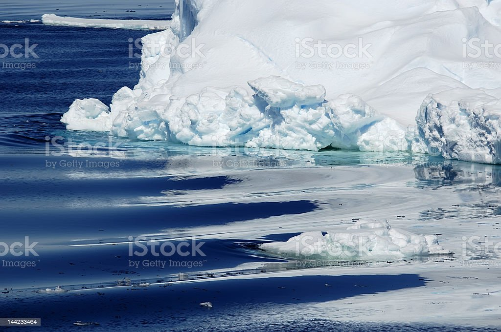 南極ピューリティー ロイヤリティフリーストックフォト