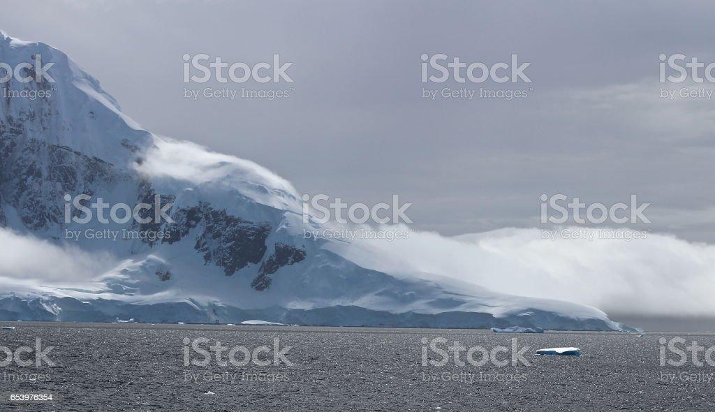Antarctica 2016 stock photo