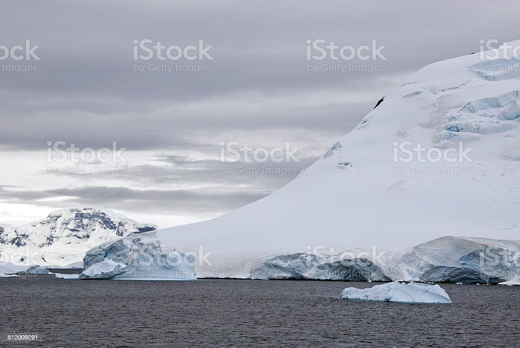 Antarctica - Beautiful Scenery stock photo