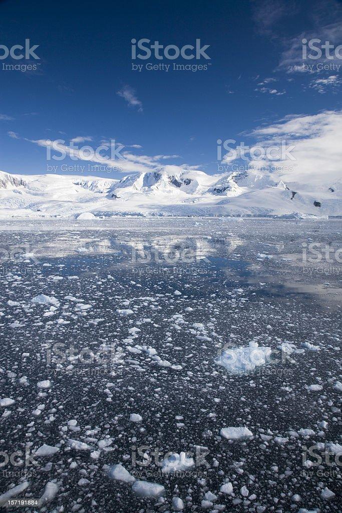 Antarctica Ice Beauty royalty-free stock photo