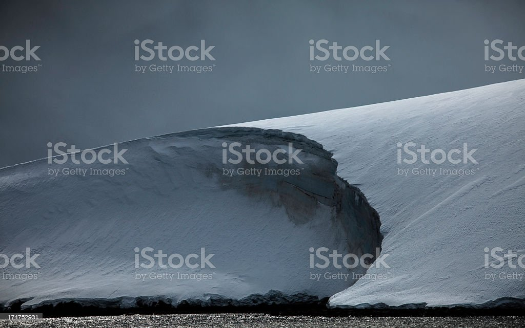 Antarctica royalty-free stock photo