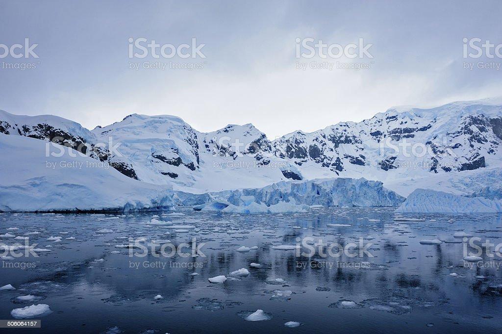 Antarctica stock photo