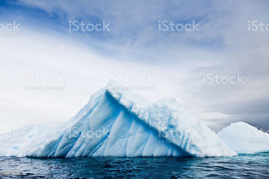 Antarctica Untouched Nature Iceberg South Atlantic Ocean royalty-free stock photo