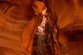 Antelope Canyon near Page, Arizona