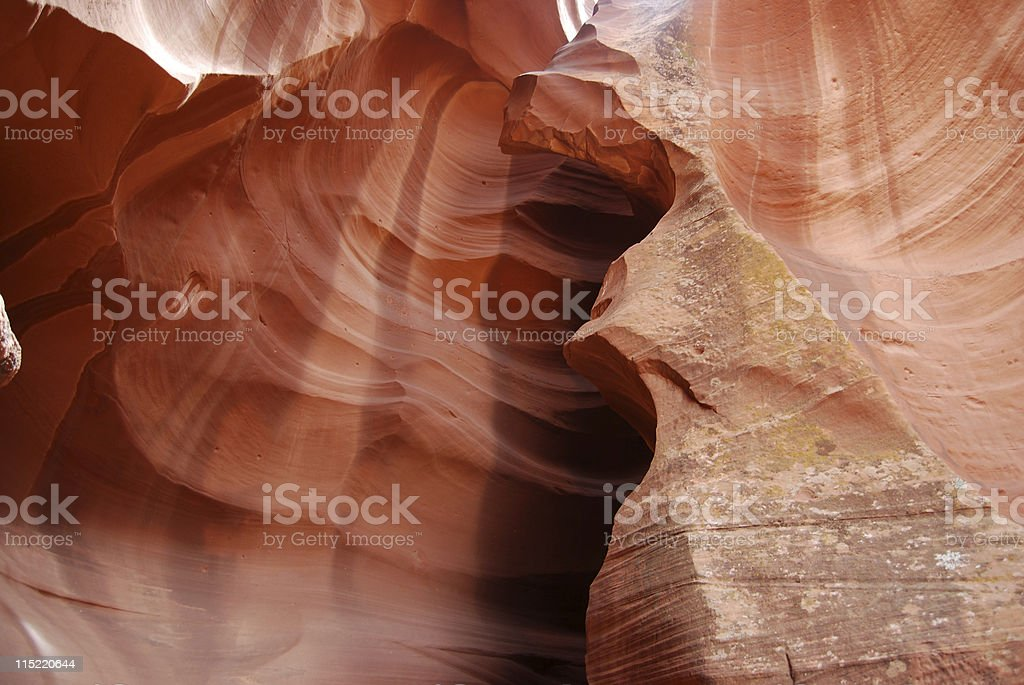 Antelope Canyon royalty-free stock photo