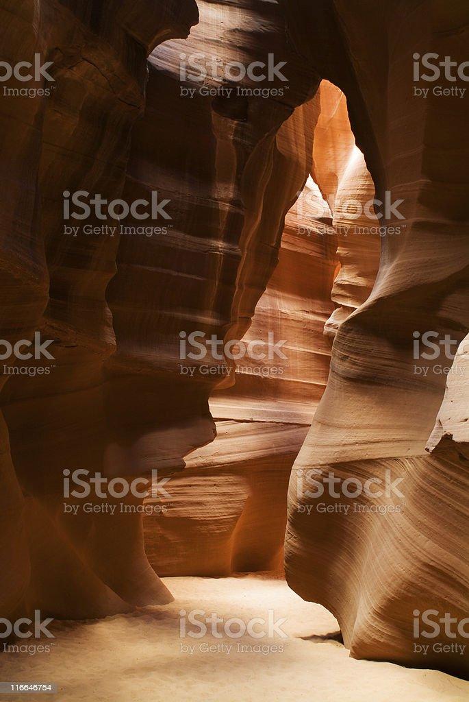 Antelope Canyon royalty-free stock photo