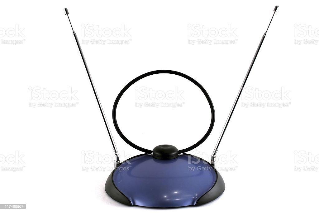 TV Antenna stock photo