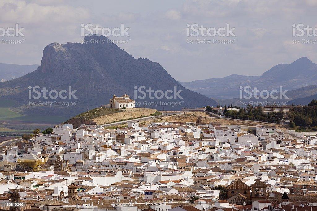 Antequera stock photo