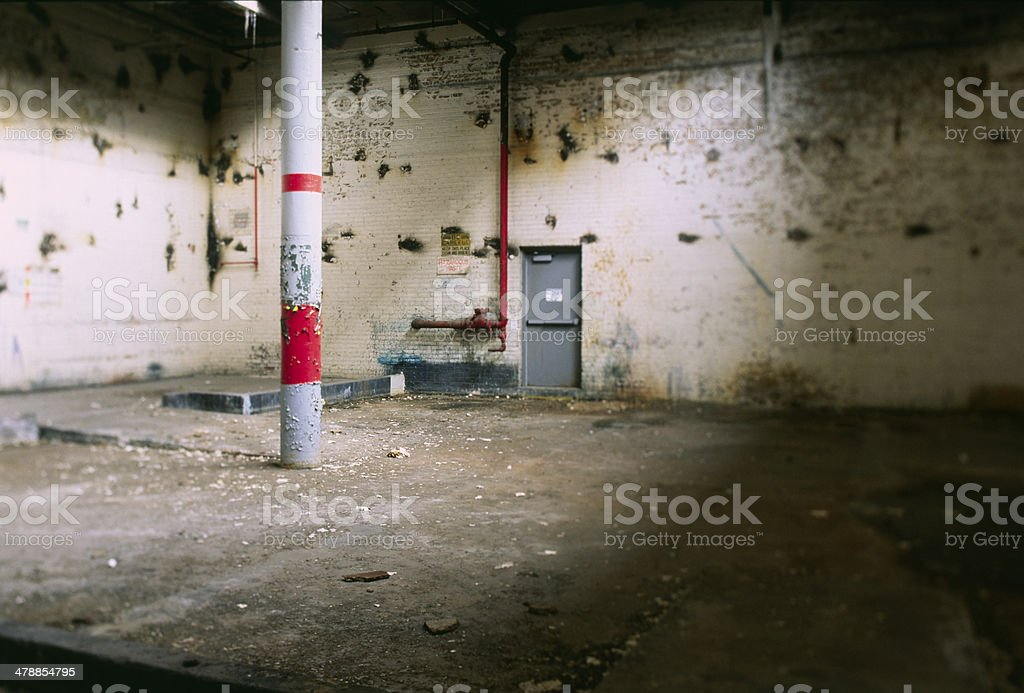 Anteroom to Industry royalty-free stock photo