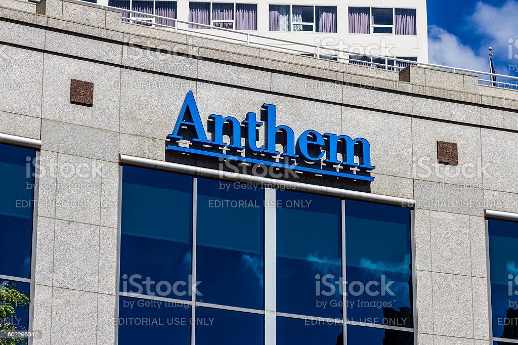 Anthem World Headquarters IX stock photo