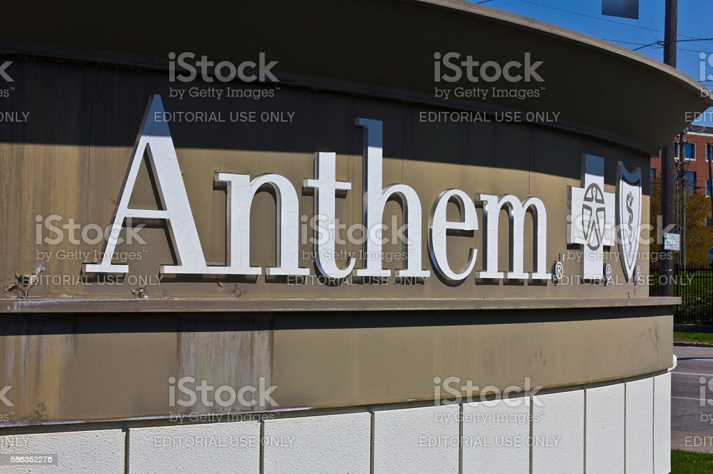 Anthem World Headquarters VI photo libre de droits