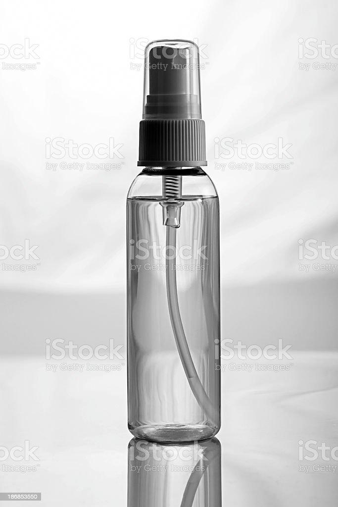 Anti-bacterial stock photo
