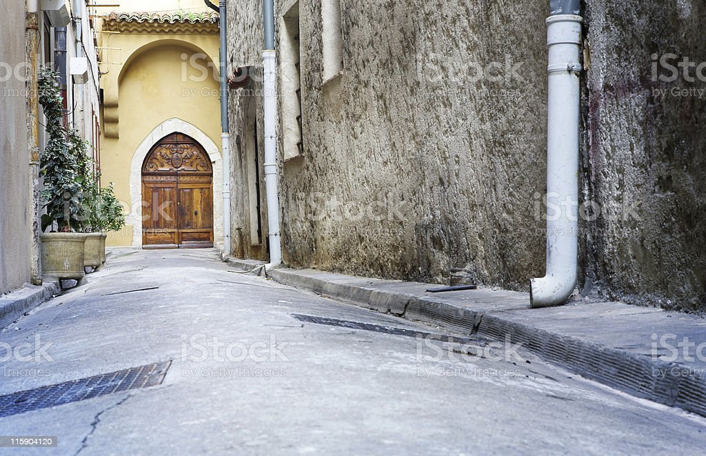 Antibes royalty-free stock photo