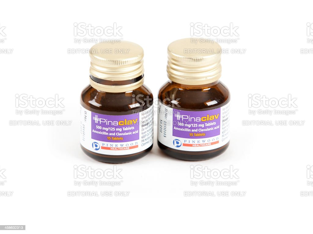 Antibiotic royalty-free stock photo