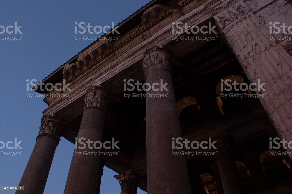 Antica Roma royalty-free stock photo