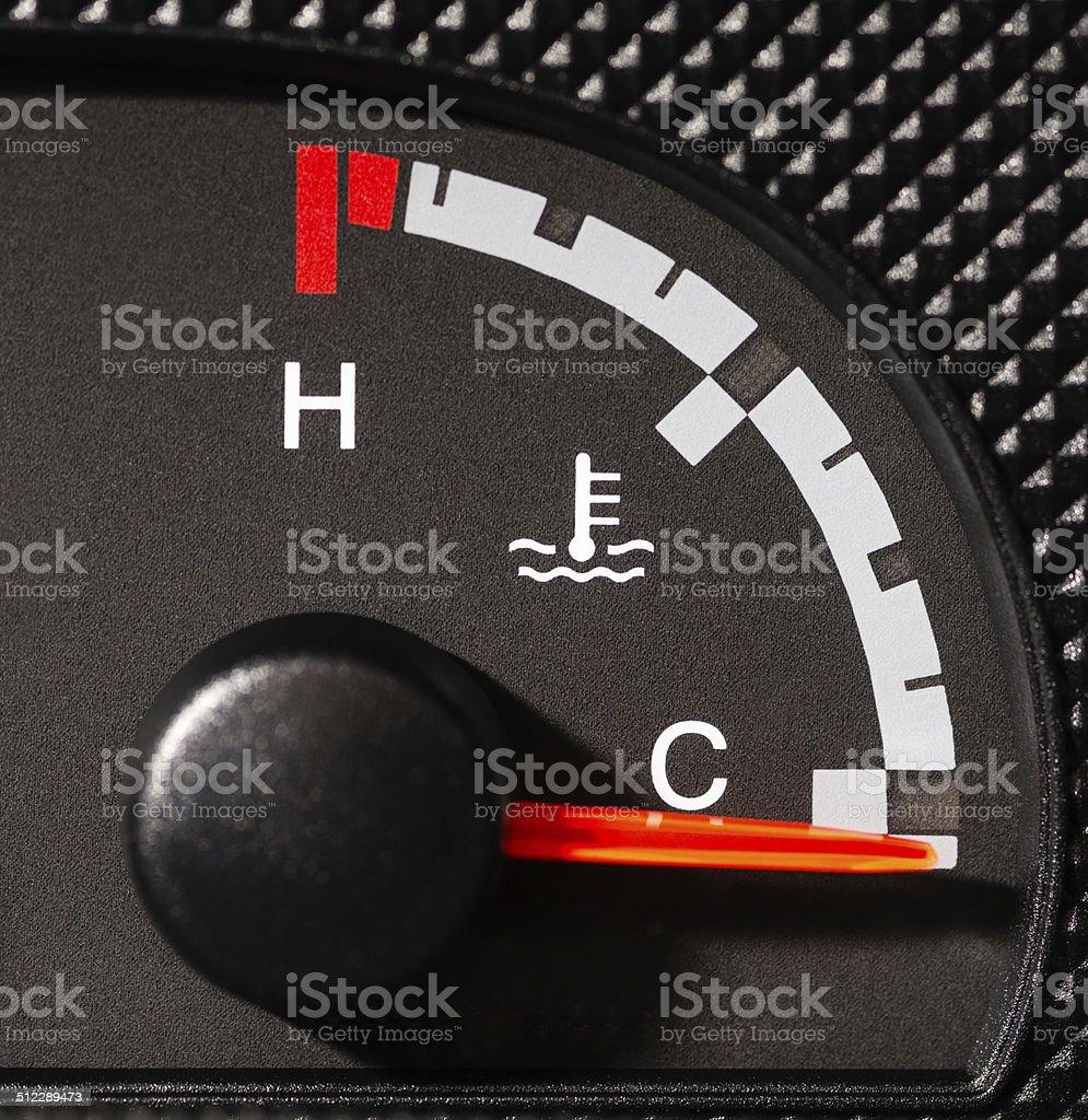 antifreeze scale stock photo