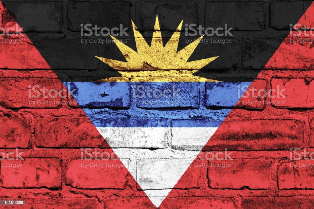 Antigua and Barbuda stock photo