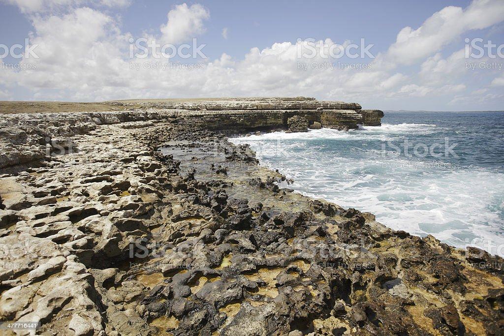 Antigua stock photo