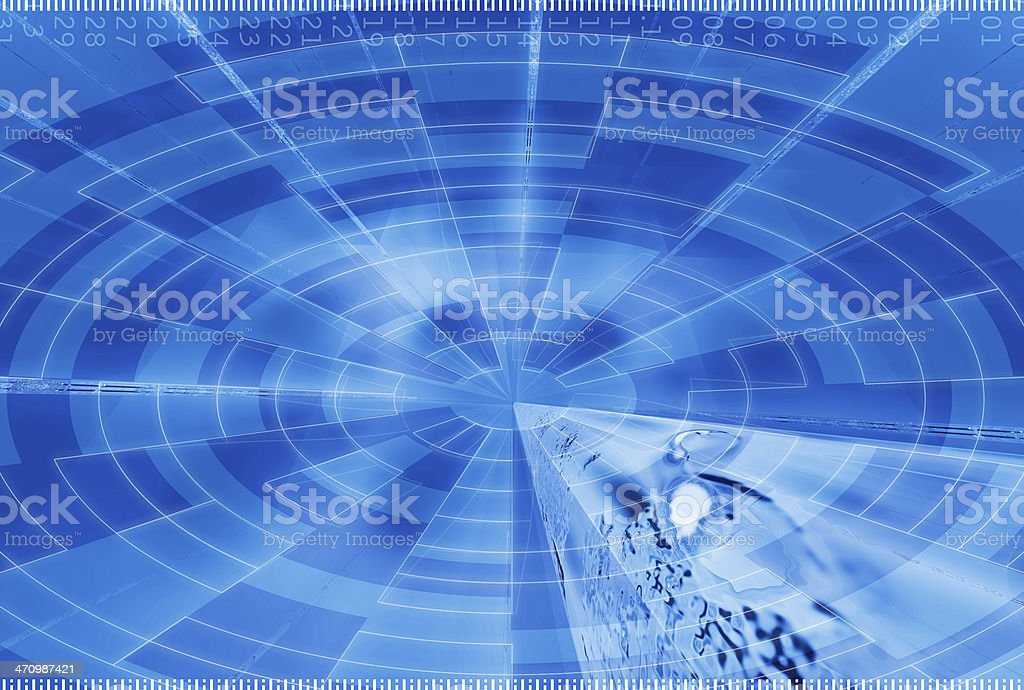 Antimatter augment 01 stock photo