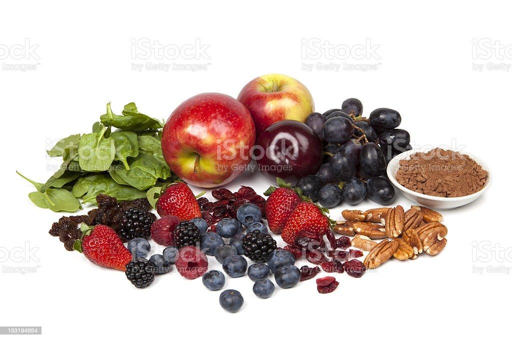Antioxidants royalty-free stock photo