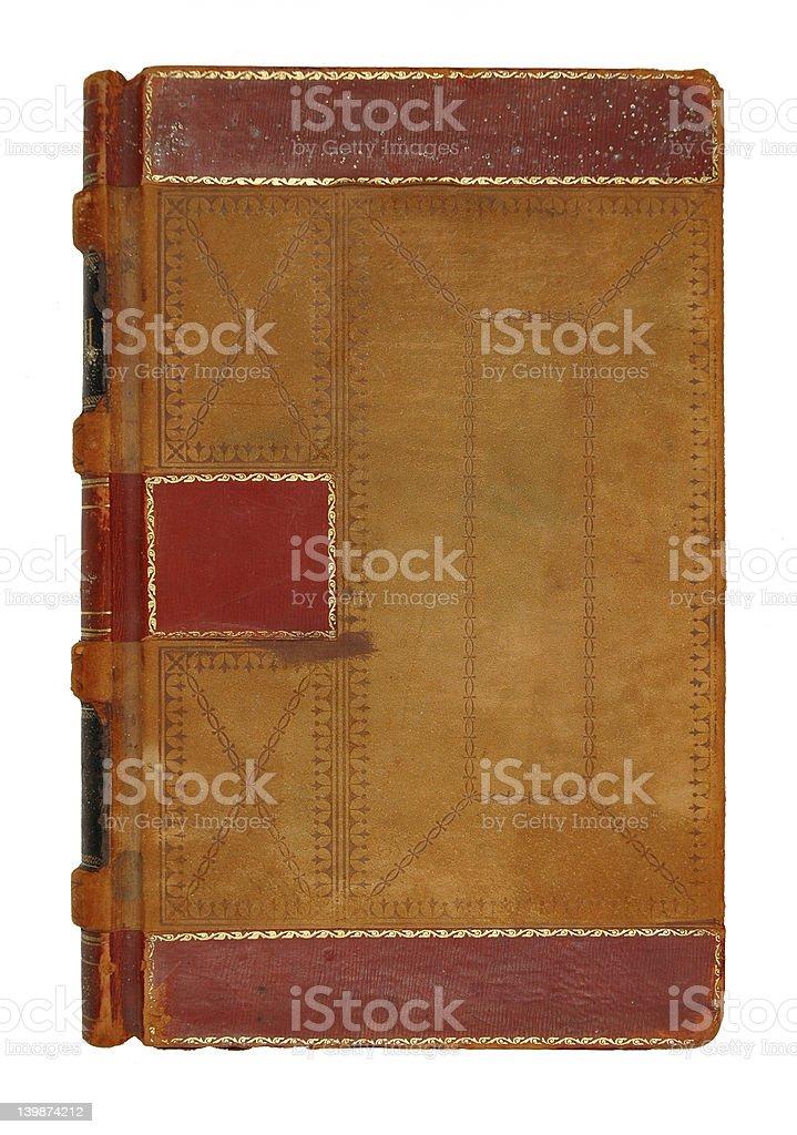 Livro antigo foto royalty-free