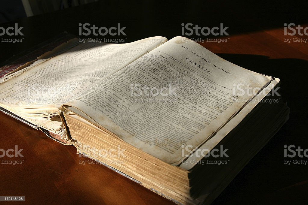 Antique Book Series ( ca 1870) royalty-free stock photo