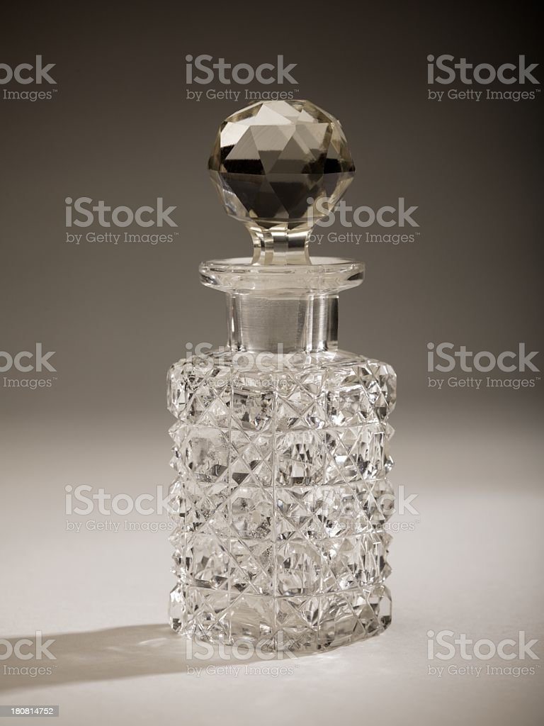 antique bottle royalty-free stock photo