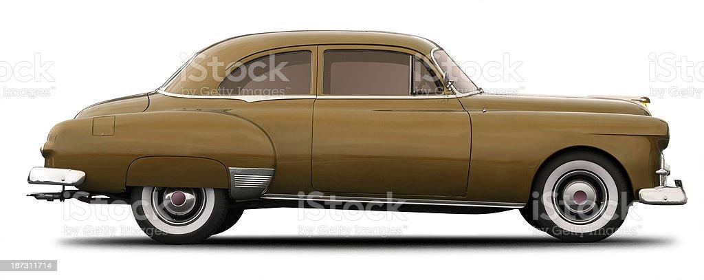 Antique Car stock photo