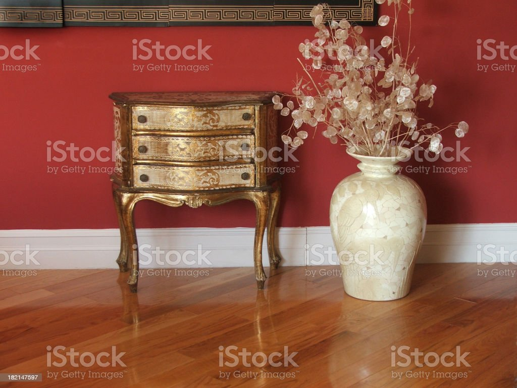 Antique From Florence royalty-free stock photo