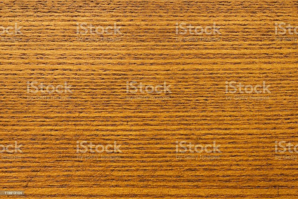 Antique Golden Oak stock photo