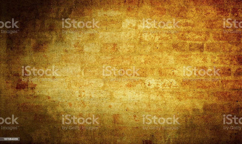 Antique grunge paper background royalty-free stock photo