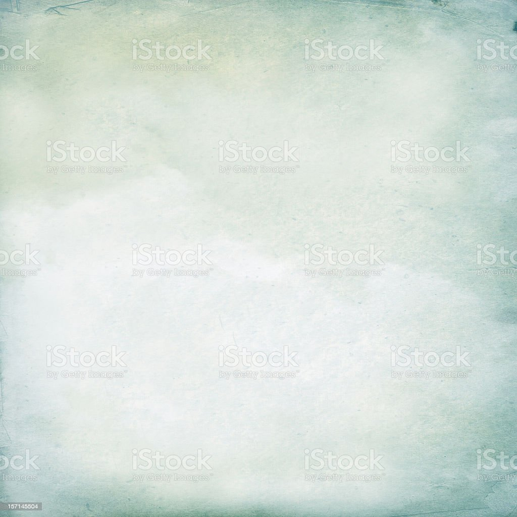 Antique heavy cloudy background stock photo