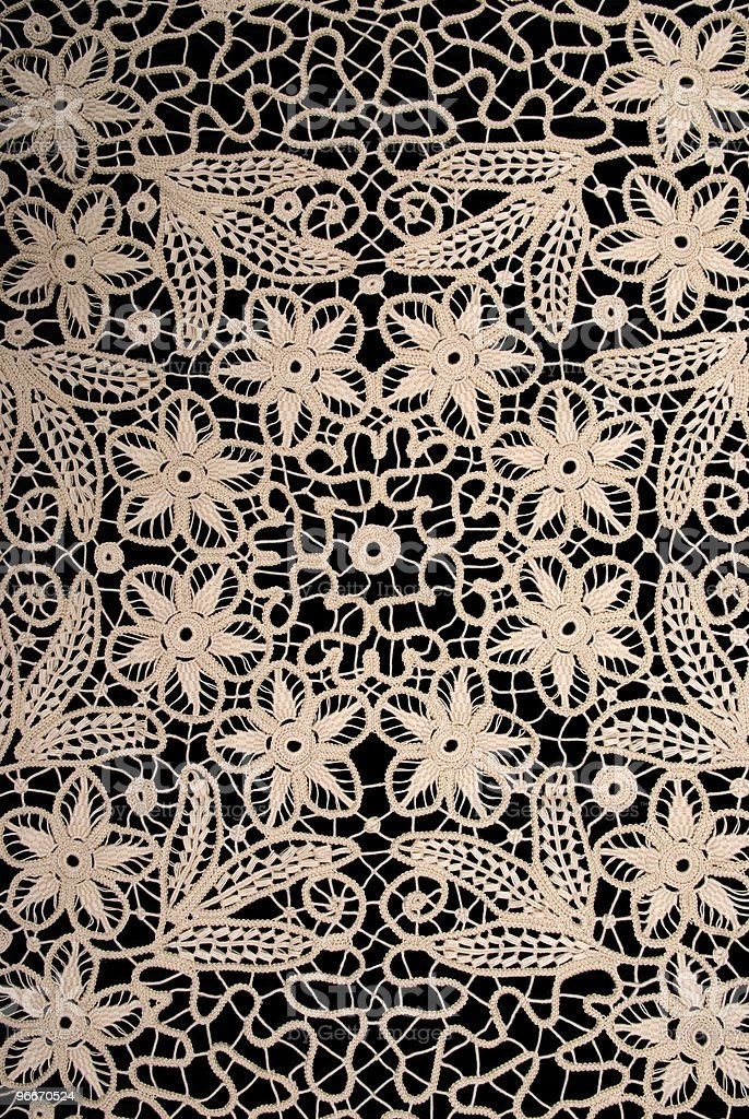 Antique Lace royalty-free stock photo