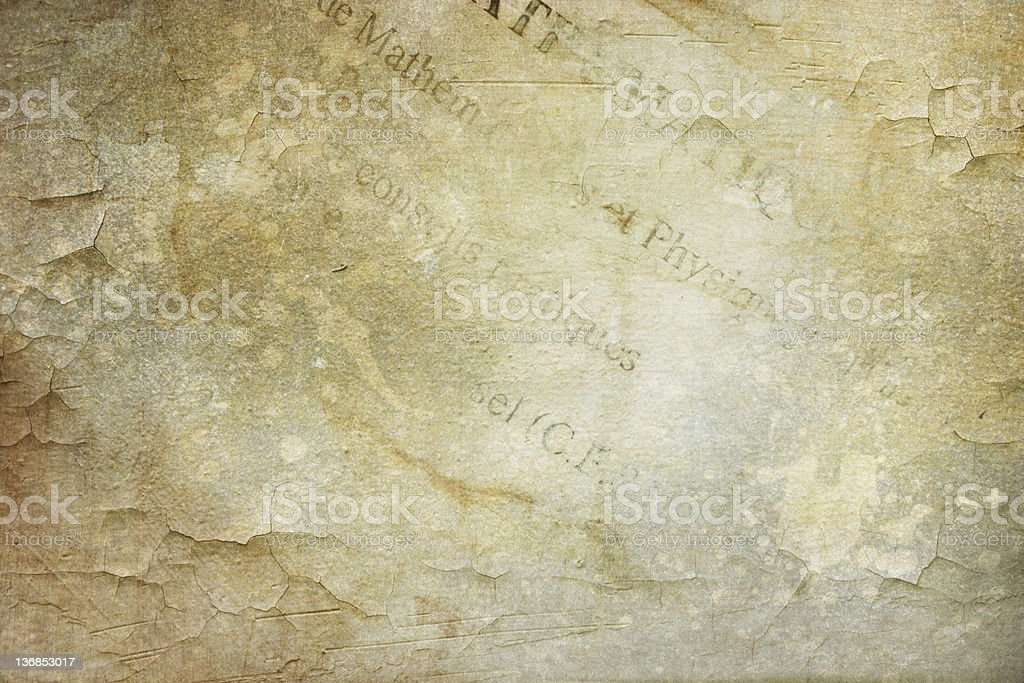 antique looking texture stock photo