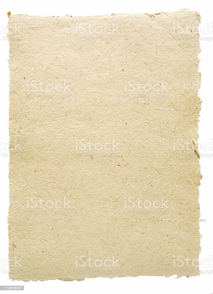 Antique paper stock photo