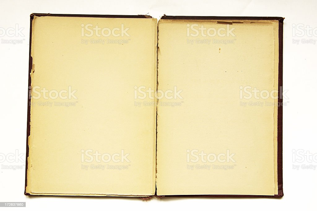 Antique Paper royalty-free stock photo