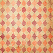 antique paper with diamond pattern
