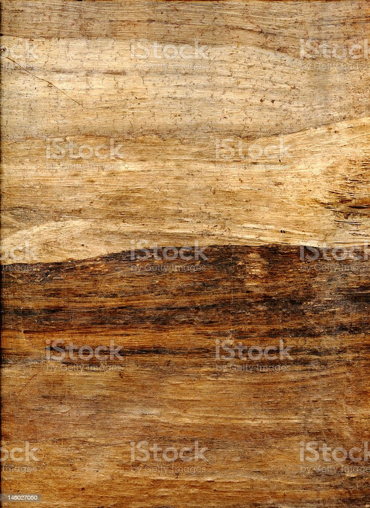 Antique papyrus texture to background royalty-free stock photo