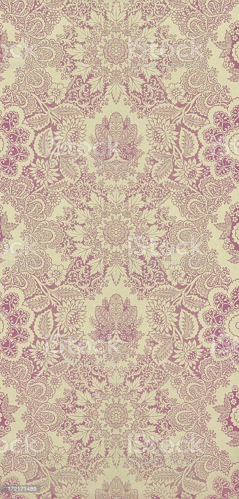 Antique Textile royalty-free stock photo