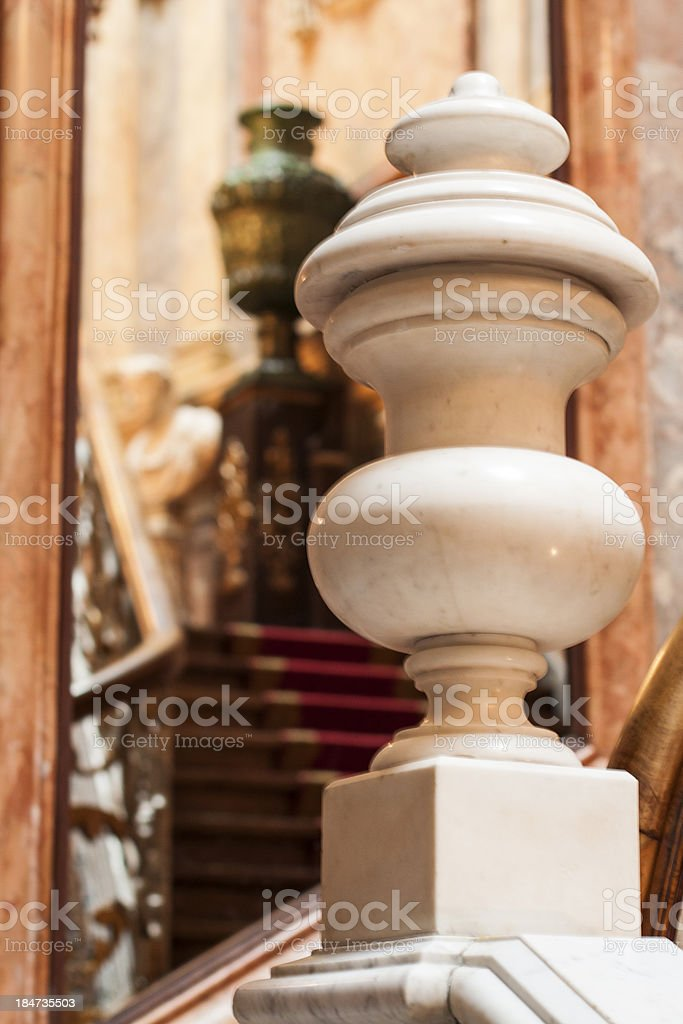 Antique vase royalty-free stock photo