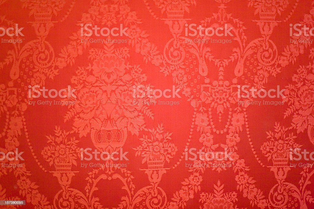 antique velvet wall royalty-free stock vector art
