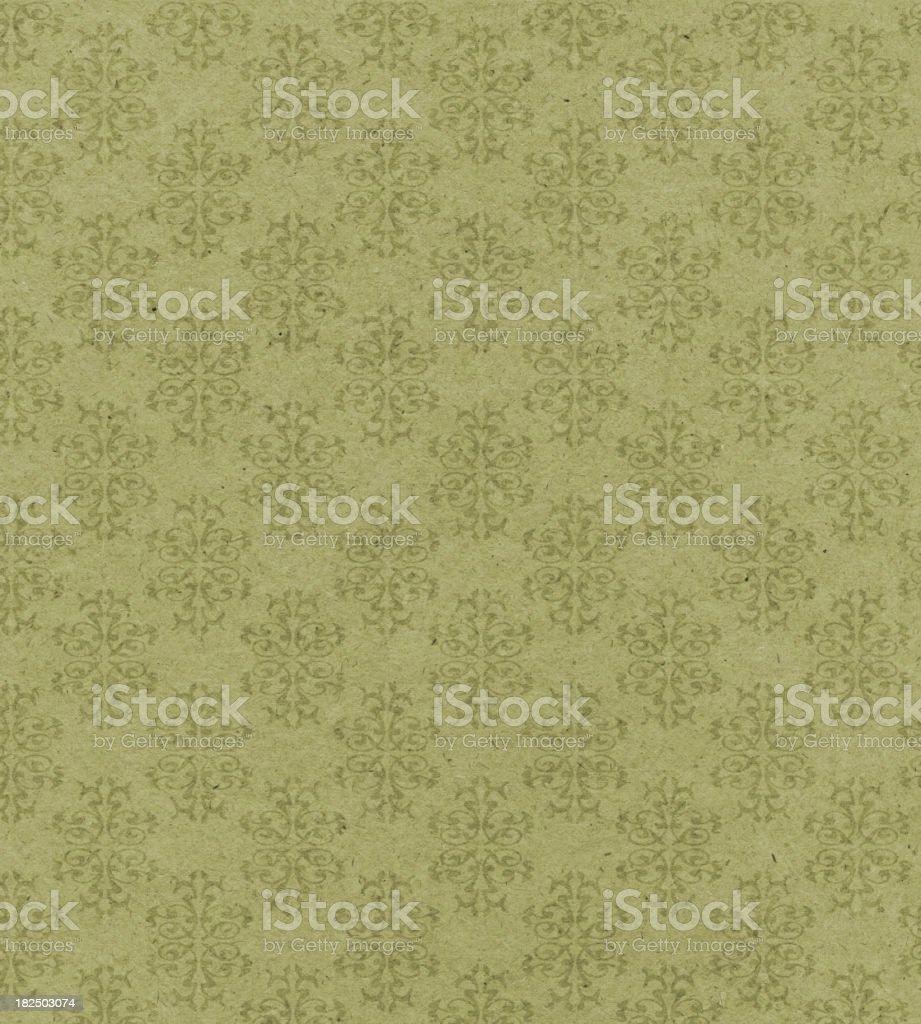 antique wallpaper stock photo